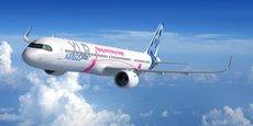 Chez Airbus, on est persuadé que cet avion créé de nouvelles opportunités et que l'A321 XLR sera « un gros succès ».
