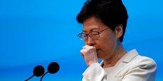 HONG KONG: LAM NE CÈDE PAS À L'ULTIMATUM SUR LE RETRAIT DE LA LOI D'EXTRADITION
