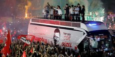 Ekrem Imamoglu s'était imposé avec seulement 13.000 voix d'avance le 31 mars, ce que l'AKP avait contesté en faisant état d'irrégularités.
