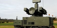 Missile crotale (Thales) Copyright Reuters