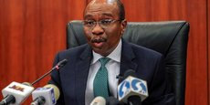 Godwin Emefiele, gouverneur de la Central Bank of Nigeria.
