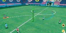 Tactic 3D veut à terme remplacer les manuels d'entraînement classiques.