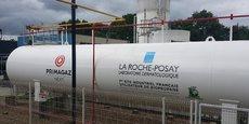 Le laboratoire de Roche-Posay a opté pour le biopropane dans le cadre de son plan neutralité carbone.