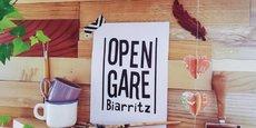 L'exemple de l'Open Gare Biarritz