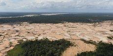 La déforestation de l'Amazonie a bondi de 278% entre juillet 2018 et juillet 2019