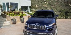 Jeep Cherokee 2013. Copyright Jeep