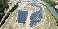 Corsica Sole a réparti 22.000 panneaux solaires sur 4 parcelles de terrain pour un total de  10 MW