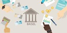 On désigne sous le nom de Bâle les standards de régulation prudentielle des banques au niveau international, négociées dans le cadre du Comité de Bâle, qui réunit les banques centrales et autorités financières d'une trentaine de pays.