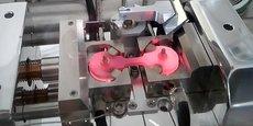 La TPE conçoit des outils pour étudier le comportement des matériaux quand ils sont stressés mécaniquement et thermiquement.