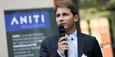 Nicolas Viallet, ingénieur d'Airbus, devient le directeur opérationnel du projet Aniti.