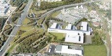 En 2019, Safran a choisi la Métropole de Lyon pour implanter sa nouvelle usine