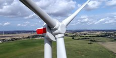 L'Allemand Enercon fabrique et installe des éoliennes pour les principaux développeurs de parcs éoliens en région.