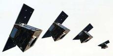 À compter de 2022, la constellation CO3D, composée de quatre satellites identiques et dans la continuité de Pléiades, permettra de fournir des images stéréoscopiques de résolution submétrique (50 cm) à vocation de couverture mondiale.