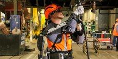 Avec l'homologation de son exosquelette, Ergosanté veut booster son développement commercial