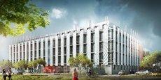Le nouveau bâtiment MB3 situé à Rangueil accueille les équipes du nouveau Toulouse Biotechnology Institute.
