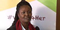 Béatrice Gakuba, directrice exécutive du Réseau des femmes africaines dans l'agroalimentaire (AWAN-AFRIKA).
