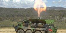 TDA Armements a déjà exporté le mortier embarqué 2R2M vers l'Arabie saoudite, l'Italie, la Malaisie et le Sultanat d'Oman,