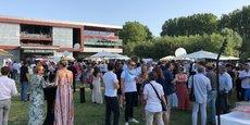Pas loin de 1 000 personnes se sont rendues à la soirée annuelle du CJD à Toulouse.