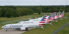 Le coût des primes d'assurances -les fameux CDS (credit default swaps)- achetées par les investisseurs pour se protéger d'une potentielle faillite faisait d'American Airlines la possible première pièce du domino à tomber.