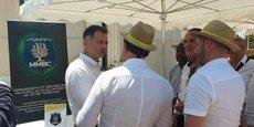 Vincent Martin a présenté le Montpellier Méditerranée Business Club lors du dernier Printemps des Réseaux