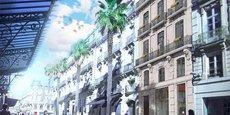 L'opération Monceau, à Montpellier, sera livrée en 2019 par le promoteur immobilier Haussmann Group.