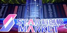Le Star Market de la bourse de Shanghai a pour objectif de concurrencer le Nasdaq de Wall Street.