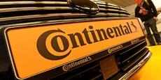 AUTOMOBILE: CONTINENTAL AVERTIT SUR SES RÉSULTATS ANNUELS