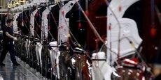 CHINE: UN REBOND MODESTE DU MARCHÉ AUTO POSSIBLE EN 2020, SELON FAURECIA
