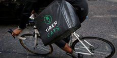 UberEats comptent 25 000 coursiers en France.
