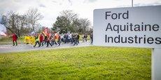 La production de boîtes de vitesses automatiques a définitivement cessé sur le site de Ford Aquitaine Industries, à Blanquefort, mercredi 24 août.