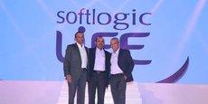 Le président de Softlogic, Ashok Pathirage (à gauche), serial entrepreneur et l'une des fortunes du Sri Lanka, veut jouer ses cartes en Afrique.