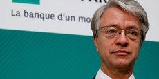 BNP Paribas vient de remanier son état-major. Le groupe, dirigé par Jean-Laurent Bonnafé (photo) vient de nommer un tandem pour le seconder à la direction générale, composé de Thierry Laborde et de Yann Gérardin. Ils succèdent à Philippe Bordenave qui doit quitter ses fonctions en mai prochain.