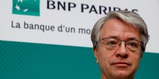 Jean-Laurent Bonnafé, directeur général du groupe BNP Paribas.