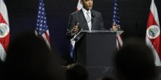 Barack Obama, le 3 mai 2013. Copyright Reuters