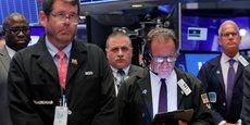 Lundi 5 août, le Dow Jones a perdu 2,90%, à 25.717,74 points, le Nasdaq, à forte coloration technologique, a cédé 3,47% et l'indice élargi S&P 500 a lâché 2,98%.