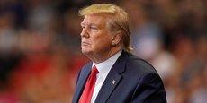 Le président Donald Trump a déclaré sur Twitter [surveiller] Google de près