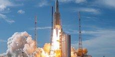 Pour son troisième lancement de l'année, Ariane 5 a placé avec succès deux satellites depuis Kourou : le satellite de télécoms Intelsat 39 et EDRS-C, le satellite de communications destiné au système européen de relais de données par satellite