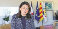 Martine Vassal, présidente d'Aix-Marseille Provence.