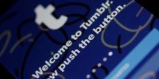 Lancé en 2007, le site de blogging Tumblr héberge plus de 475 millions de blogs dans le monde.