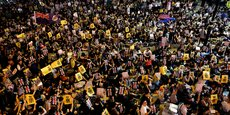 HONG KONG: WEEK-END D'ACTION EN VUE