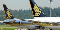 Le logo de Singapore Airlines Copyright Reuters