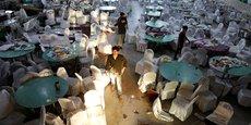 L'EI REVENDIQUE L'ATTENTAT SUICIDE QUI A FAIT 63 MORTS EN PLEIN MARIAGE À KABOUL