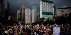 HONG KONG SE PRÉPARE À DAVANTAGE DE MANIFESTATIONS DE MASSE