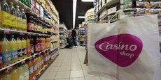 CASINO VISE DEUX MILLIARDS D'EUROS DE CESSIONS SUPPLÉMENTAIRES