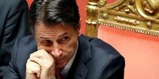 ITALIE: CONTE ANNONCE SA DÉMISSION, S'INQUIÈTE DU BUDGET