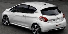 Malgré la petite Peugeot  208 (ici en version GTi), PSA a du mal à remonter la pente