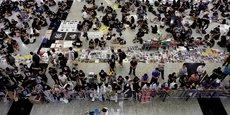 HONG KONG SE PRÉPARE À DE NOUVELLES MANIFESTATIONS