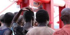 MIGRANTS: LES 356 PASSAGERS DE L'OCEAN VIKING VONT DÉBARQUER À MALTE EN VERTU D'UN ACCORD EUROPÉEN