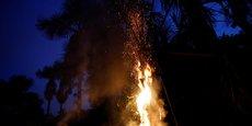 AMAZONIE: BOLSONARO ENVISAGE D'ENVOYER L'ARMÉE CONTRE LES INCENDIES