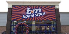 L'enseigne britannique B&M commence son déploiement de points de vente retail en France.